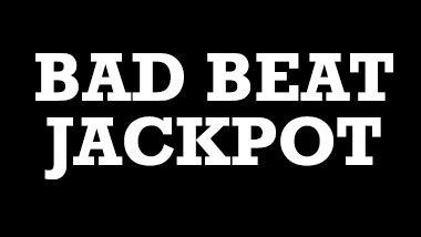 Bad Beat Jackpot Rules